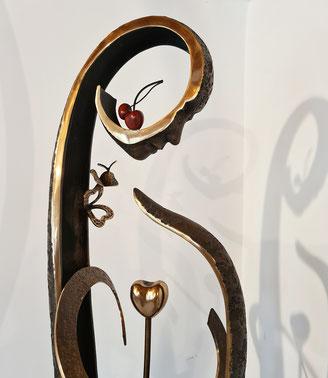 Aphrodite, 200 cm (detail)