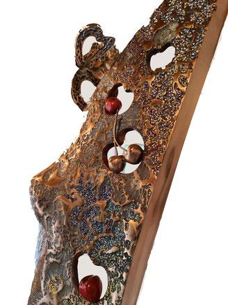 Le Printemps, bronze sculpture by Jean-Louis Landraud