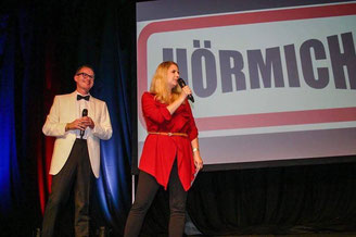 Katja Keßler und Sven Morscheck