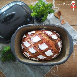 Brotrezept Ofenmeister ,Pampered Chef, Bierbrot Rezept