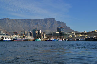Cape Town - Waterfront & Table Mountain