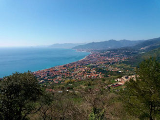 Panorama from church