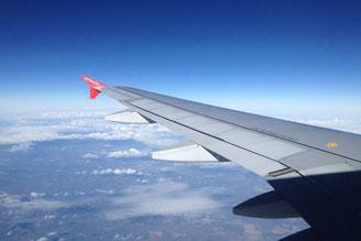 Ohne Angst fliegen durch ein intensives Flugangst-Coaching im Saarland bei Christian Schmidt aus Saarlouis