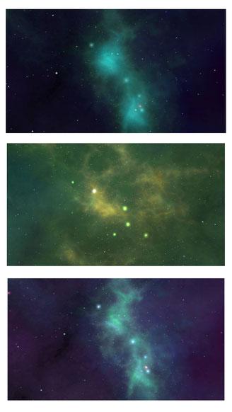 宇宙 夜空 星空 スカイドーム space