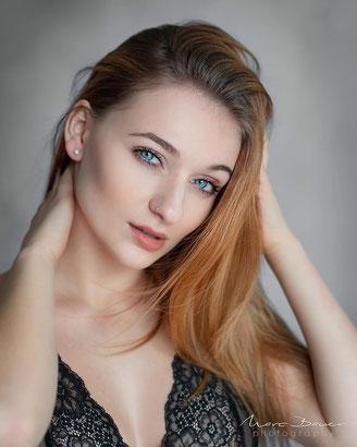 Maria Katsoumpas - model & artist