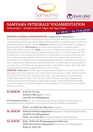 Yoga Seminar Bodensee