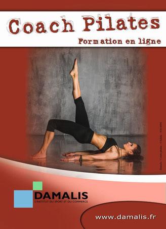 Diplôme Pilates Femme enceinte petit matériel initiation Pau Aquitaine