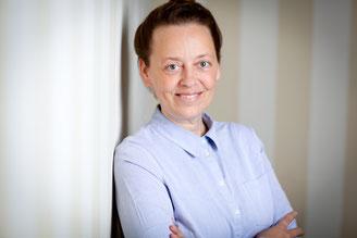 Daniela Maria Marx, Referentin für eine nachhaltige und klimafreundliche Entwicklung von Kindertagesstätten.