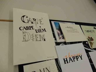 Decorated Letters - ein Augenschmaus!