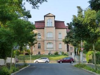 Villa Ingrid - Ort der Management Akademie Weimar