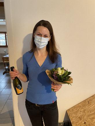 Frau Heidi Huber aus Tuggen