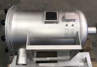 Fines Return Unit for Spray Drying Applications