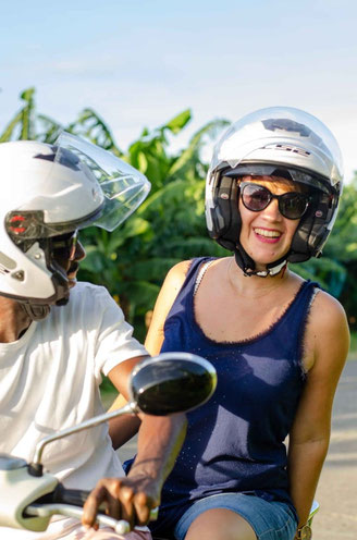 Scooters and bikes rental in Martinique