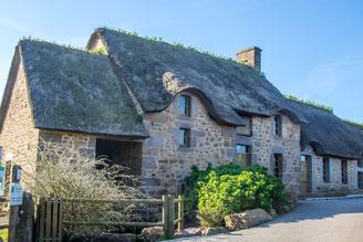 Normandie, Cotentin, Wassermühle, Val de Saire