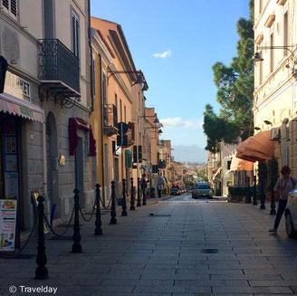 Einkaufsstraße Corso Umberto