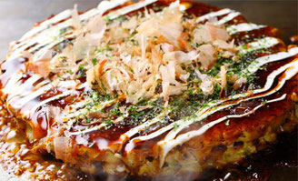 Okonomiyaki (pizza japonesa)