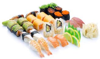 Sushi y Delicatessen