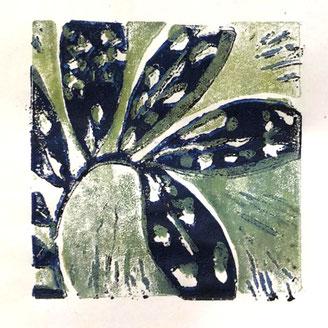 Kleingrafik, Linolschnitt lernen, Workshop