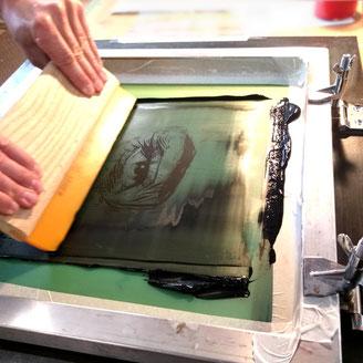 Siebdruck Grundlagen Workshop