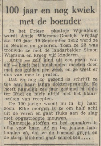 De waarheid 16-09-1952