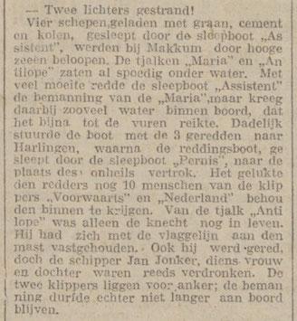 Rotterdamsch Nieuwsblad 22-12-1919