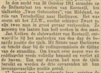 Leeuwarder Courant 19-04-1932