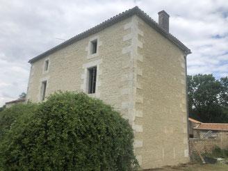 Travaux rénovation Charente