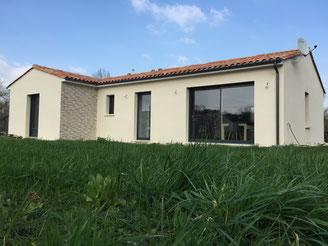Maison Neuve Charente