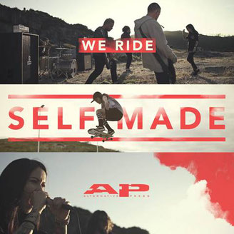 We Ride - Self Made