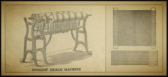 1851 Judkins' Heald Machine
