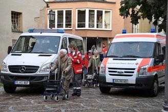 Umzug Bürgerspital Amberg