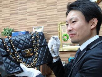 ブランド品・時計・貴金属高価買取査定