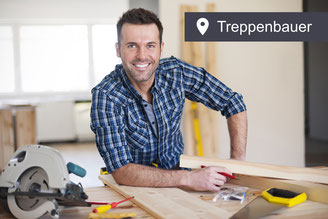 Regionale Treppenbauer bei Treppen.de
