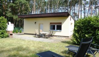 Brandenburg Ferienhaus am See Bad Freienwalde Pension