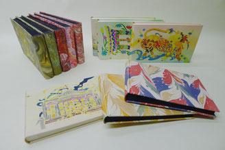 Albums plein papier, albums abécédaire, signes du zodiaque - Bourgogne Reliiure
