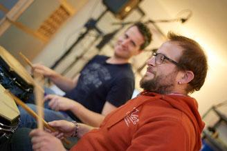 Ringo Studios Unterricht mit Pad