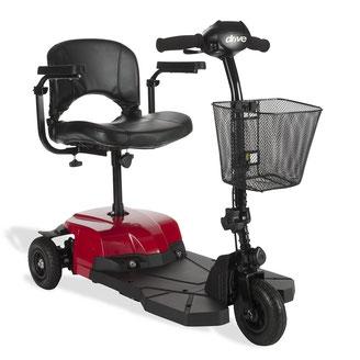 Bobcat X Transportable Scooter