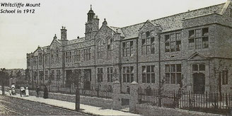 Whitcliffe Mount School, Cleckheaton 1912