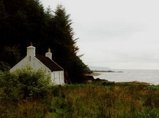Camusfeàrna, Sandeig, Schottland