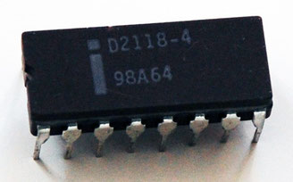 Intel D2118-4 Side View