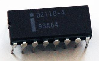 Intel D2118-4 Side View