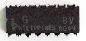 Intel D2118-4 Back View