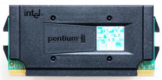 Intel Pentium II Deschutes 400 MHz SL357