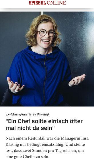 Spiegel Rezension von Ann-Kathrin Nezik