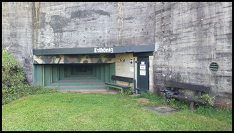 (D) Beckingen. Bunker 767 / 13.08.2021