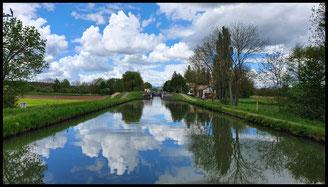 (F) Canal de la Marne au Rhin 12.05. - 16.05.2021