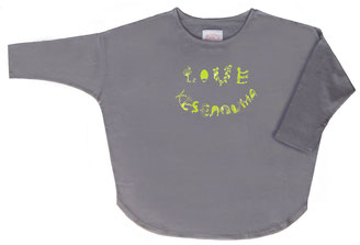 LOVE KESENNUMA ドルマン Tシャツ(七分袖)