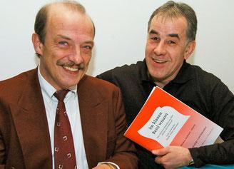 Josef Köber und Walter Schwanzer