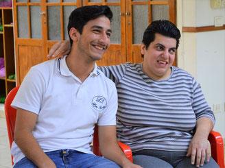 Elève et jeune, sensibilisation au handicap