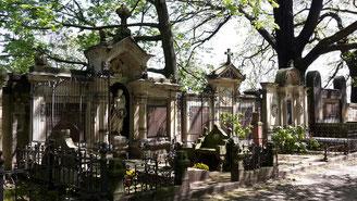 Johannisfriedhof Dresden Bild: Susann Wuschko
